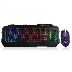 Billig Gamer Keyboard og mus